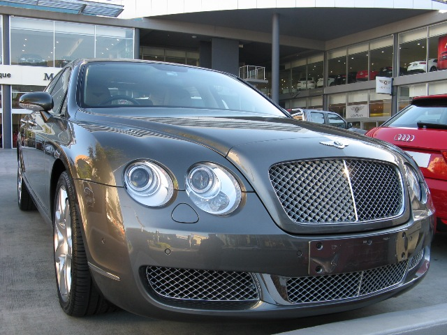 Benltey Continental GT Flying Spur