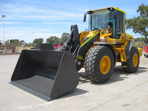 New Volvo L90F Wheel Loader